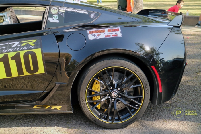 2018 Big Bend Open Road Race - Sanderson turn-around